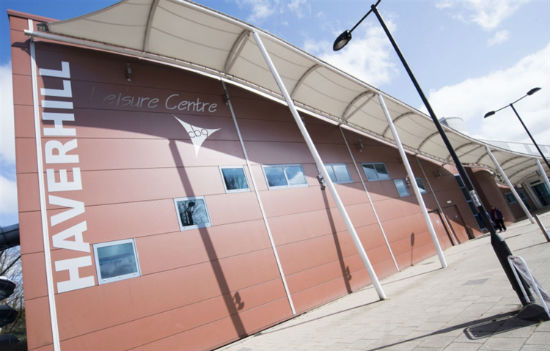Haverhill Leisure Centre Six Figure Savings Re-invested into New Facilities