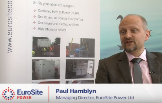 Financial benefits of EuroSite Power's On-Site Utility™ Solution Discussed