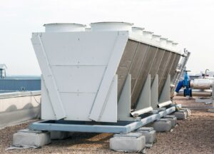 High-efficiency chillers